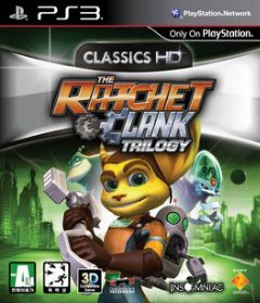 Cover The Ratchet & Clank Trilogy: Classics HD