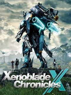 Cover Xenoblade Chronicles X