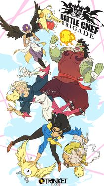 Cover Battle Chef Brigade