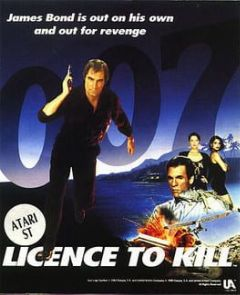 Cover Licence to Kill