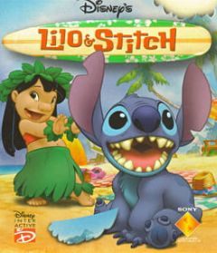 Cover Disney's Lilo and Stitch: Trouble in Paradise