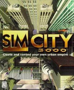 Cover SimCity 3000