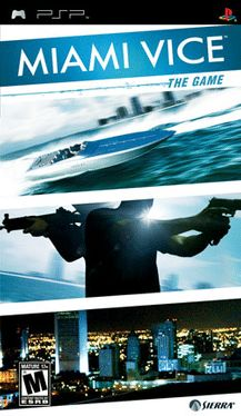 Cover Miami Vice: The Game