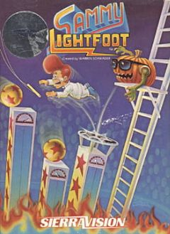 Cover Sammy Lightfoot