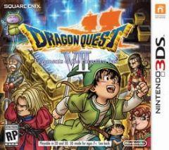Cover Dragon Quest VII: Frammenti di un mondo dimenticato