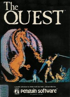 Cover The Quest