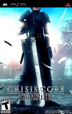 Cover Crisis Core: Final Fantasy VII