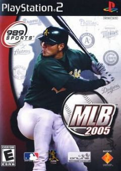 Cover MLB 2005