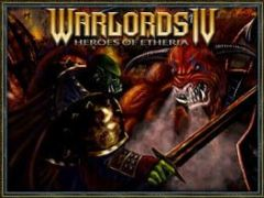 Cover Warlords IV: Heroes of Etheria