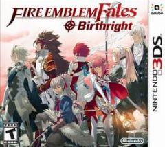 Cover Fire Emblem Fates: Retaggio