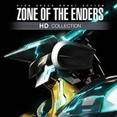 Cover Zone of the Enders HD Collection