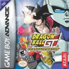 Cover Dragon Ball GT: Transformation