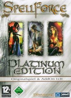 Cover Spellforce Platinum Edition