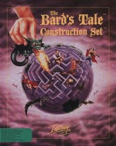 Cover The Bard's Tale Construction Set