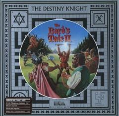Cover The Bard's Tale II: The Destiny Knight