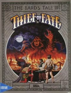 Cover The Bard's Tale III: Thief of Fate