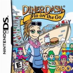 Cover Diner Dash: Flo on the Go