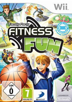 Cover Family Party: Fitness Fun