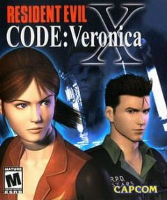 Cover Resident Evil Code: Veronica X