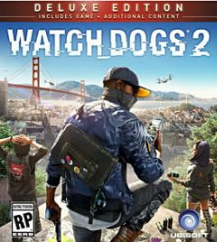 Cover Watch Dogs 2: Deluxe Edition
