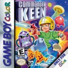 Cover Commander Keen