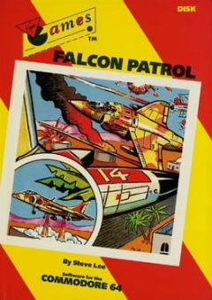Cover Falcon Patrol