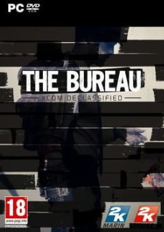 Cover The Bureau: XCOM Declassified