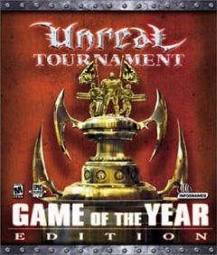 Cover Unreal Tournament: Game of the Year Edition