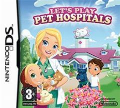 Cover Let's Play Pet Hospital