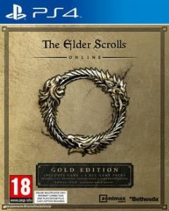 Cover The Elder Scrolls Online: Gold Edition