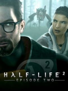 Cover Half-Life 2: Episode Two