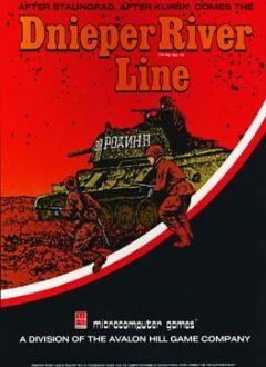 Cover Dnieper River Line