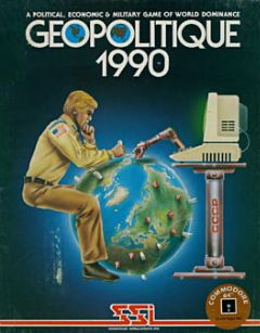 Cover Geopolitique 1990