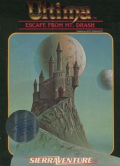 Cover Ultima: Escape from Mt. Drash