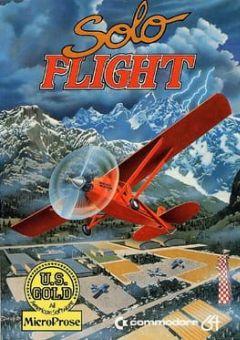 Cover Solo Flight