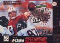 Cover NFL Quarterback Club 96