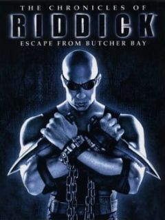 Cover The Chronicles of Riddick: Escape from Butcher Bay