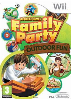 Cover Family Party: Outdoor Fun