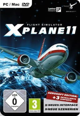 Cover X-Plane 11
