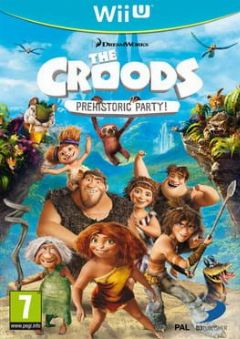 Cover The Croods: Prehistoric Party