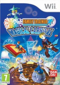 Cover Family Trainer Magical Carnival