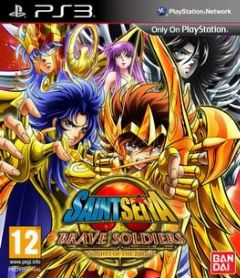 Cover Saint Seiya: Brave Soldiers