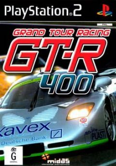 Cover GT-R 400