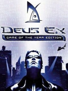 Cover Deus Ex: Game of the Year Edition