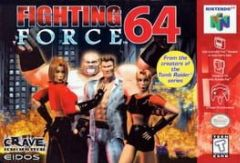 Cover Fighting Force