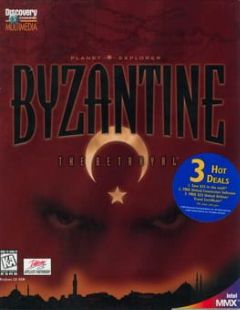 Cover Byzantine: The Betrayal