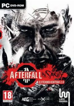 Cover Afterfall: InSanity Extended Edition