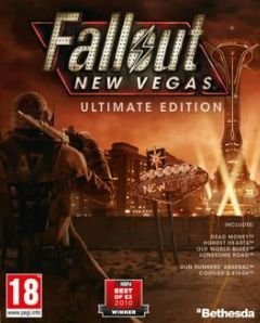 Cover Fallout: New Vegas – Ultimate Edition