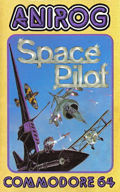 Cover Space Pilot