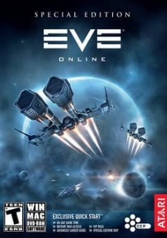 Cover EVE Online